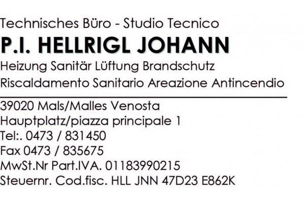 P.I. Hellrigl Johann